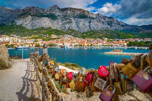 Makarska – perła Adriatyku